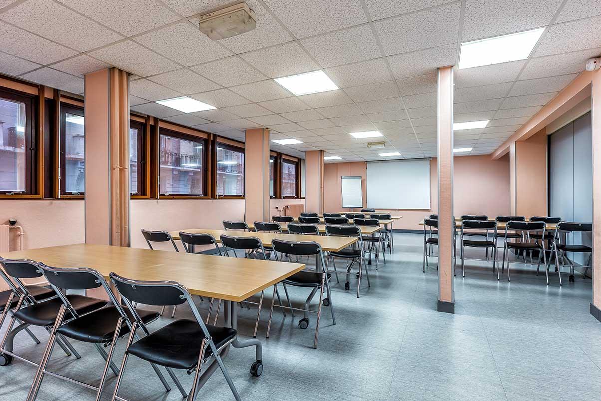 Salle Henry de Seilhac 1
