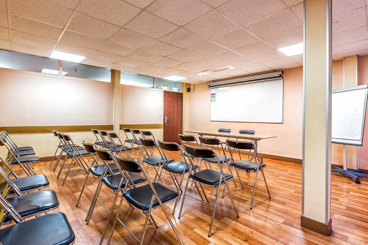 Salle 217 B