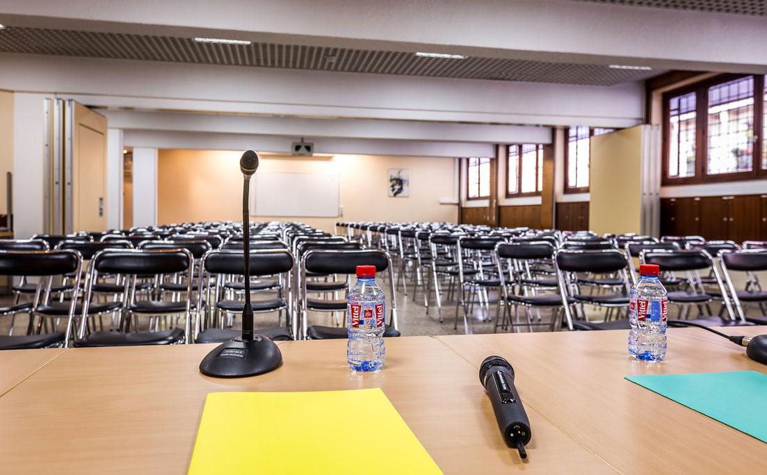 Salle Guyot 1 + 2
